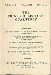 T he Print Collector's Quarterly
