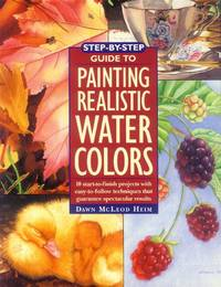 image of Step-By-Step Guide to Painting Realistic Watercolors