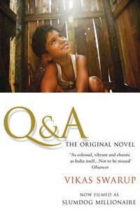 Q &  A: The International Bestseller Filmed as Slumdog Millionaire
