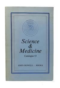 SCIENCE And MEDICINE Catalogue #53