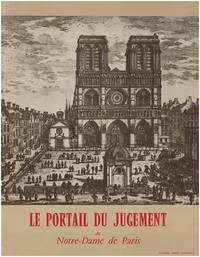 Le Portail du Jugement de Notre Dame de Paris