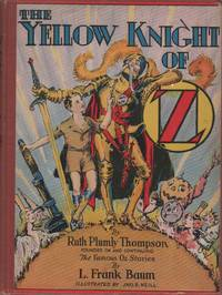 image of THE YELLOW KNIGHT OF OZ [OZ #24]