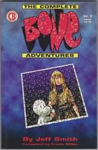 image of The Complete Bone Adventures Volume 3