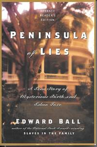 image of Peninsula of Lies A True Story of Mysterious Birth and Taboo Love
