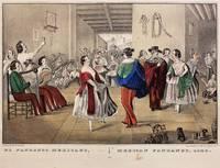 El Fandango Mexicano, El Jarave / Mexican Fandango, 1848