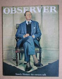 image of The Observer Magazine. June 6, 1965.