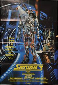 Saturn 3 (Original British poster for the 1980 film)