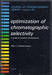 Optimization of Chromatographic Selectivity. A Guide to method Development. Journal of Chromatography Library Volume 35
