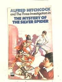 image of The Mystery of The Silver Spider