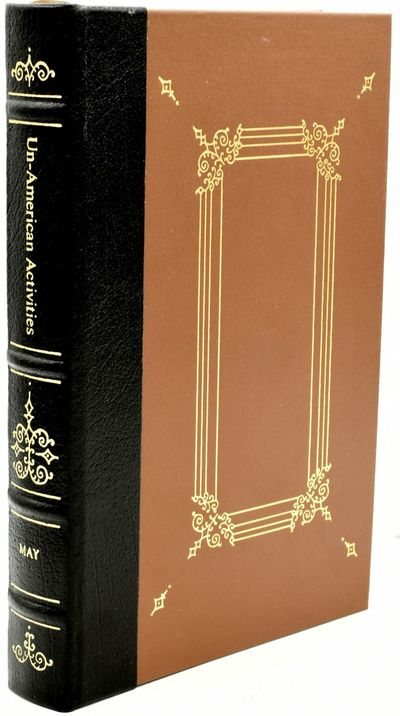 Gryphon Editions, 1999. Quarter Leather. Near Fine binding. Quarter bound in black leather with rais...