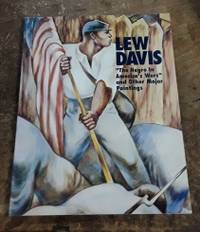 """image of Lew Davis """"The Negro in America's Wars"""" and Other Major Paintings"""