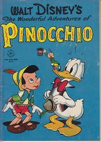 Walt Disney's The Wonderful Adventures of Pinocchio - Four Color Comic No. 92
