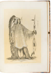 [Catlin's North American Indian Portfolio. Hunting Scenes and Amusements of the Rocky Mountains and Prairies of America. From Drawings and Notes of the Author, made during Eight Years' Travel amongst Forty-Eight of the Wildest and most Remote Tribes of Savages in North America]