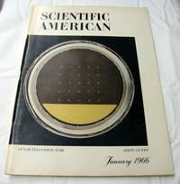 SCIENTIFIC AMERICAN MAGAZINE JANUARY 1966