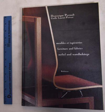 Basel/Boston: Birkhäuser Verlag, 1997. Hardcover. VG. Color illustrated paper boards with white let...