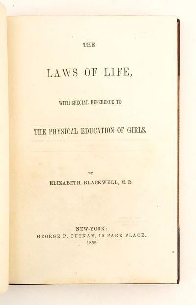 (WOMEN IN MEDICINE).  THE LAWS OF...