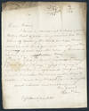 View Image 2 of 2 for Two autograph letters signed to Richard Taylor Inventory #44369