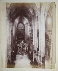 Germany: Interior, St. Lorenz Church, Nuremberg.