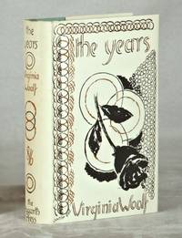 THE YEARS by WOOLF, VIRGINIA - 1937