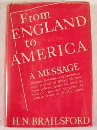 From England to America: A Message