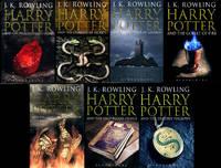 Harry Potter and the Philosopher's Stone, Chamber of Secrets, Prisoner of Azkaban, Goblet of...