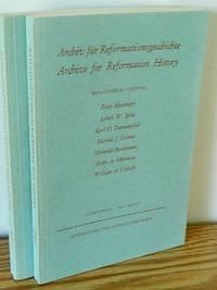 image of Archiv Für Reformationsgeschichte, Vol. 60, Heft 1&2