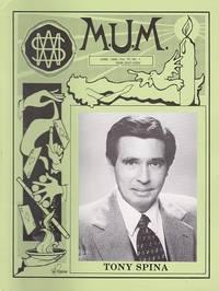 M-U-M: Magic - Unity - Might; June 1985