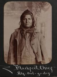 Small Collection of Outstanding Native American Photographs