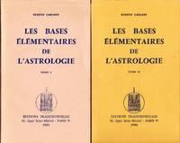 Les bases élémentaires de l'astrologie ( 2 VOLUMES).