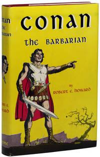 CONAN THE BARBARIAN. by Howard, Robert E[rvin] - [1954]