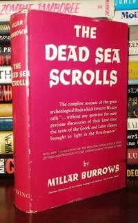 THE DEAD SEA SCROLLS by  Millar Burrows - Hardcover - Book Club Edition - 1955 - from Rare Book Cellar and Biblio.com