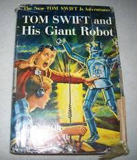 image of Tom Swift and His Giant Robot: The New Tom Swift Adventures #4