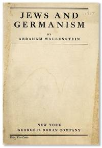 Jews and Germanism