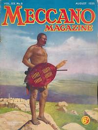 Meccano Magazine. August 1935