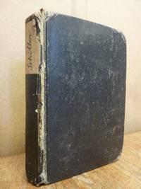 Friedrichs von Schiller sämmtliche Werke, Zweites (2.) Bändchen: Gedichte der dritten Periode,