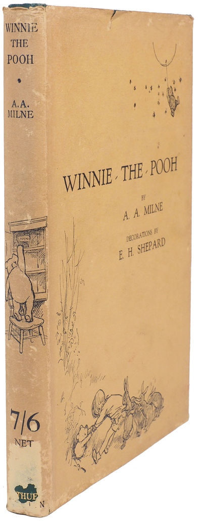Winnie-the-Pooh ... with decorations...