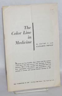 The color line in medicine