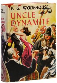 Uncle Dynamite by  P.G WODEHOUSE - First American Edition - [1948] - from Lorne Bair Rare Books and Biblio.com