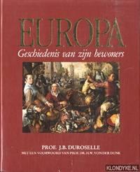 Europa. Geschiedenis van zijn bewoners