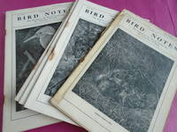 BIRD NOTES Vol. XXV  Winter 1951 to Autumn 1955 Nos. 1- 8 The Journal of the Royal Society for the Protection of Birds