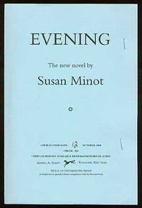 New York: Alfred A. Knopf, 1998. Softcover. Fine. First edition. Uncorrected Proof. Fine in wrappers...