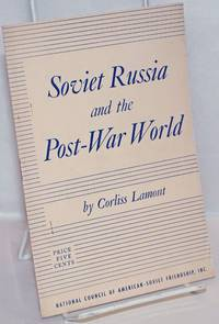 image of Soviet Russia and the post-war world