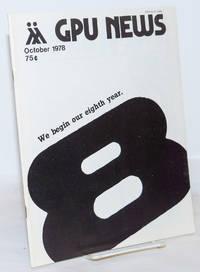 image of GPU News vol. 8, #1 October 1978