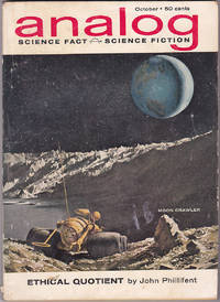 Analog Science Fact - Science Fiction, October 1962 (Volume 70, Number 2)