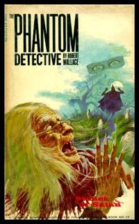 STONES OF SATAN - A Phantom Detective - Richard Curtis Van Loan Adventure