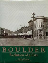image of Boulder: Evolution of a City