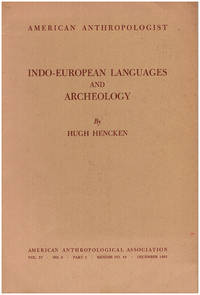 Indo-European Languages and Archeology