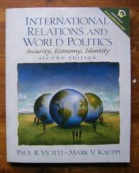 International Relations and World Politics: Security, Economy, Identity. Second Edition.