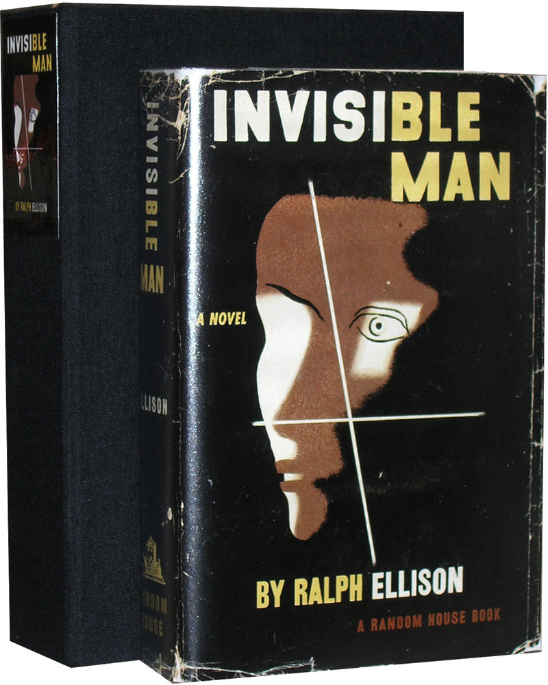 invisible man by ralph ellison signed first edition