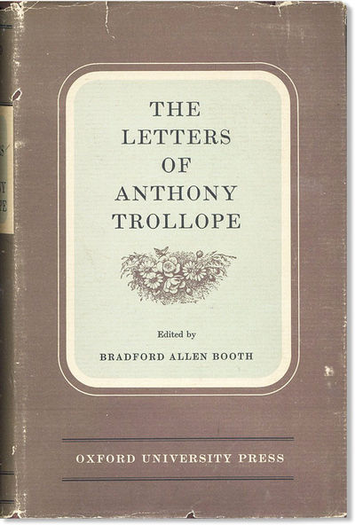 London: Oxford University Press, 1951. First Edition. First printing. Octavo (20.5cm); brown publish...